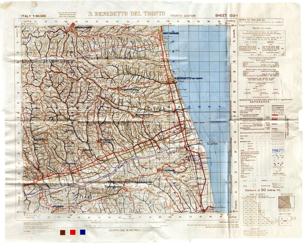 Cartografia d'epoca